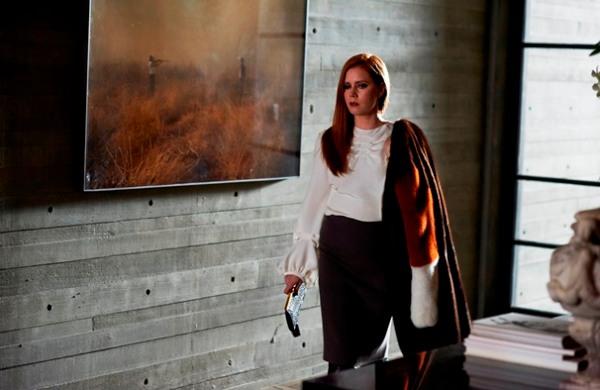 Zwierzęta nocy thriller psychologiczny Toma Forda Amy Adams Recenzja filmu