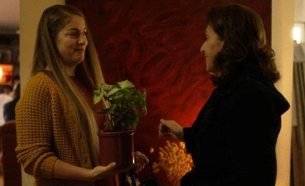 Dobra żona dobry dramat obyczajowy psychologiczny film rozliczeniowy Recenzja