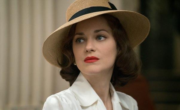 Marion Cotillard romans film Sprzymierzeni Allied melodramat sensacyjny omiłości Recenzja