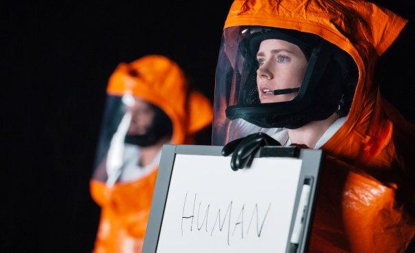 Nowy początek film science fiction dramat psychologiczny zAmy Adams Recenzja