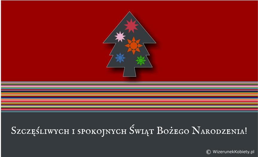 Świąteczne kartki iżyczenia Boże Narodzenie Przygotowania doWigilii zakupy prezenty rodzina