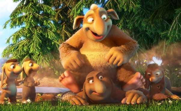 Bajka otrollach Królowa Śniegu 3 Ogień ilód Opinie rosyjska animacja dla dzieci Recenzja filmu opis fabuły