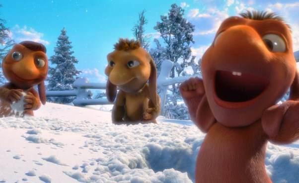 Ciekawa animacja dla dzieci Królowa Śniegu 3 Ogień ilód Recenzja rosyjska bajka otrollach filmu Opinie