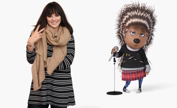 Ewa Farna obsada polski dubbing muzyczna komedia animowana dla dzieci Sing Zwiastun Premiera filmu ośpiewających zwierzętach