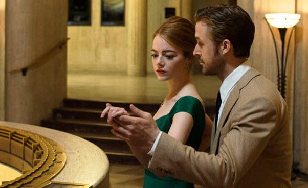 La La Land musical romantyczny melodramat Ryan Gosling Emma Stone Recenzja filmu Opis fabuły Damien Chazelle