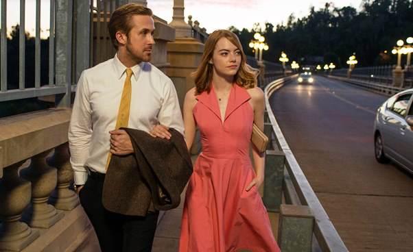 """La La Land"" stylowy musical, film romantyczny, melodramat. Ryan Gosling i Emma Stone. Recenzja"