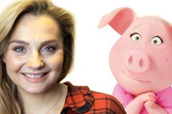 Premiera filmu Sing o konkursie piosenki dla zwierząt animacja dla dzieci komedia polski dubbing Małgorzata Socha