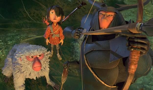 Recenzja bajki dla dzieci Kubo idwie struny animowana baśń japońska fantasy film Opinie