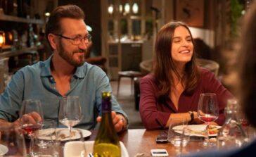 Dobrze się kłamie w miłym towarzystwie włoski film obyczajowy z Kasią Smutniak o przyjęciu w domu Recenzja