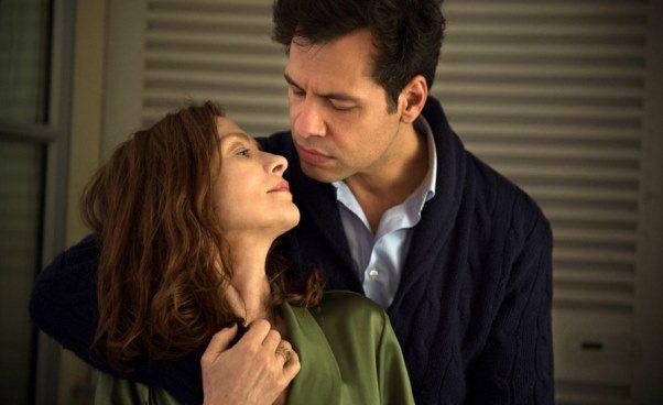 Elle thriller o seksie dramat psychologiczny o gwałcie na kobiecie Isabelle Huppert Recenzja filmu Paul Verhoeven