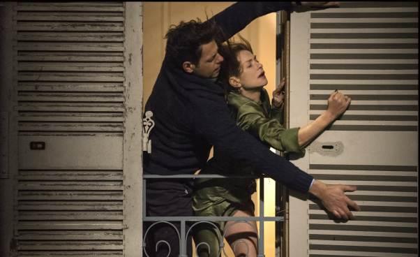 Film ozgwałconej kobiecie Elle thriller dramat psychologiczny oprzemocy seksualnej Isabelle Huppert Recenzja Opis opinie