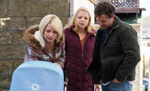 Manchester by the Sea wybitny film Recenzja dramat obyczajowy Casey Affleck Michelle Williams Fabuła Opis