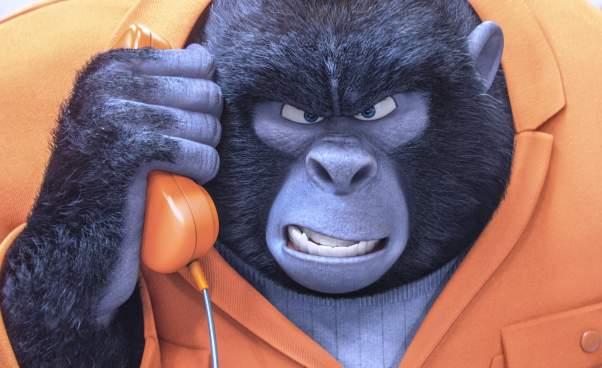 Recenzja bajki Sing animacja dla dzieci o śpiewających zwierzętach piosenki lista tytuły opis fabuły