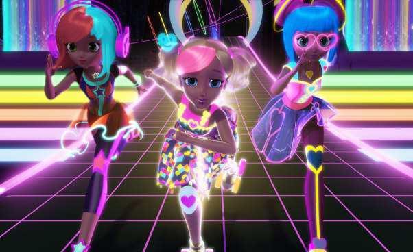 Animacja dla dziewczynek wkinach oBarbie wświecie gier nowy film oprzygodach Barbie zmotywem gry Minecraft Recenzja