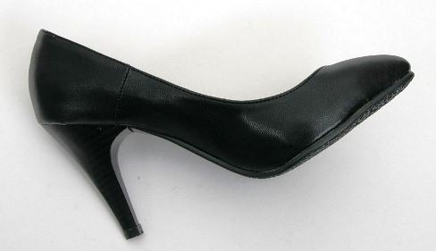 Klasyczne czarne czółenka buty dla kobiety zklasą Jak się ubrać co założyć eleganckie szykowne