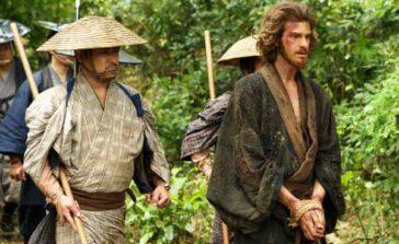 Milczenie film religijny dramat historyczny Martin Scorsese o prześladowaniu chrześcijan w Japonii Andrew Garfield Recenzja