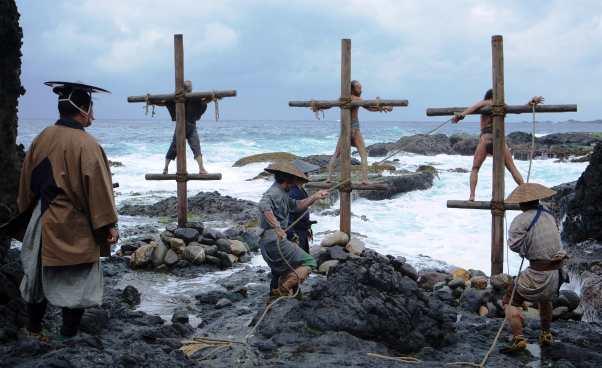 Recenzja filmu Milczenie Silence 2016 religijny dramat historyczny Martina Scorsese ochrześcijaństwie wJaponii Liam Neeson Opinie