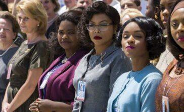 Ukryte działania film biograficzny o kobietach w NASA Recenzja Opinie opis fabuły życiorysy kim są