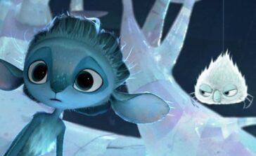 Munio Strażnik Księżyca animowana bajka fantasy dla dzieci francuska Recenzja filmu opis fabuły