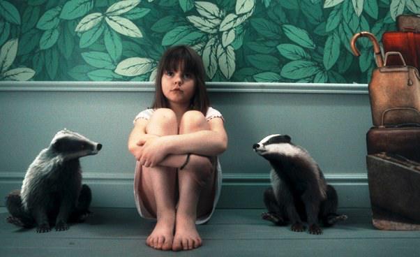 Sonia śpi gdzie indziej 2016 film odziewczynce fabularny dla dzieci Kino familijne Recenzja Opinie odilu lat Dzień świętej Łucji wSzwecji tradycja
