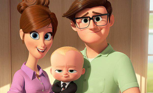 Bajka animowana dla dzieci Dzieciak rządzi film ochłopcu młodszy brat niemowlak bobas terroryzuje rodzeństwo Recenzja opinie fabuła