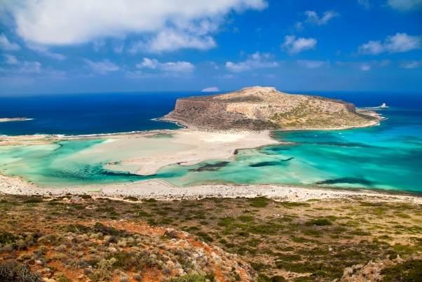 Kreta wyspa wGrecji Którą grecką wyspę wybrać nawakacje 2017 Najczęściej odwiedzana przez turystów