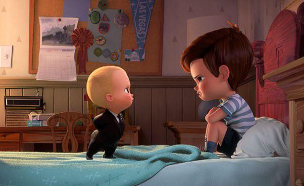 Recenzja Dzieciak rządzi film animowany dla dzieci dorosłych ochłopcu jego młodszym bracie opinie fabuła