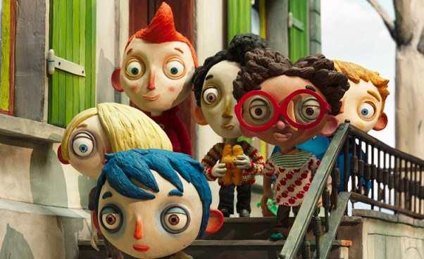Bajka animowana dla starszych dzieci o chłopcu z sierocińca Nazywam się Cukinia Opinie Recenzja film od ilu lat Streszczenie
