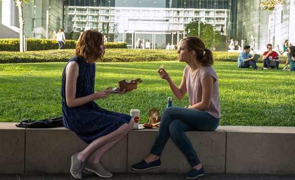 Emma Watson The Circle Krąg 2017 dramat SF science fiction film dla kobiet Recenzja Opinie