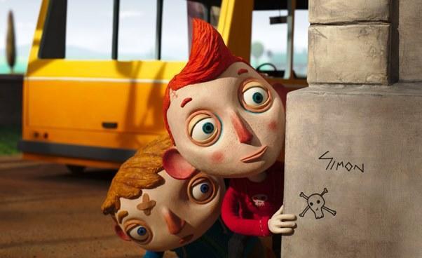 Fabuła filmu animowanego dla dzieci Nazywam się Cukinia ochłopcu zsierocińca matka alkoholiczka Opinie Opis
