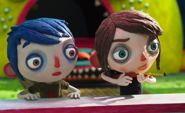 Nazywam się Cukinia bajka animowana dla dzieci dorosłych ochłopcu zsierocińca Opinie Recenzja filmu