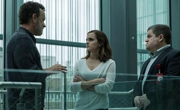 The Circle Krąg 2017 obyczajowy dramat SF science fiction Emma Watson Tom Hanks Recenzja filmu Opinie