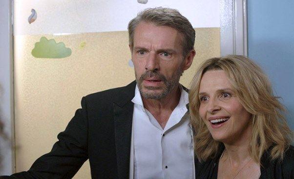 Film omatce icórce francuska komedia romantyczna oParyżu mamy2mamy Juliette Binoche Recenzja opinie