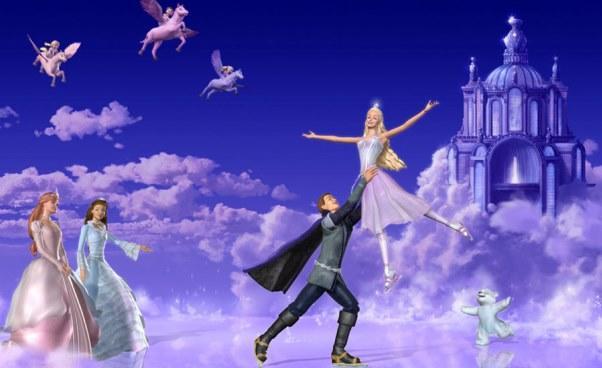 Barbie imagia Pegaza 2005 Barbie and the Magic of Pegasus Filmy oBarbie spis bajek dla dzieci, animacje