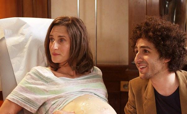 Komedia omatce icórce razem wciąży mamy2mamy francuska komedia romantyczna Recenzja akcja wParyżu