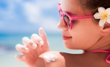 Kremy z filtrem do opalania Wodoodporne Balsamy po opalaniu ABC ochrony słonecznej na lato
