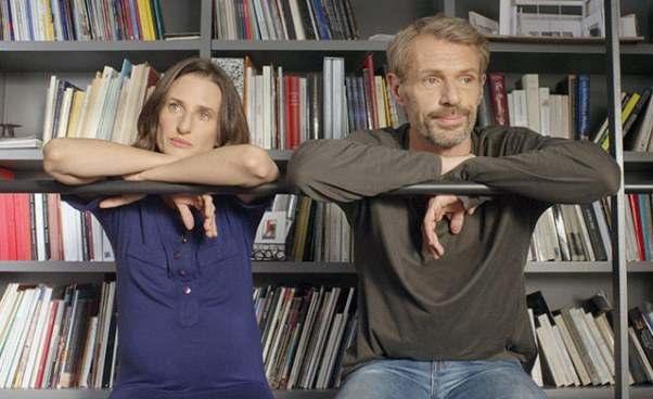 Matka icórka są razem wciąży mamy2mamy francuska komedia romantyczna Recenzja filmu akcja wParyżu