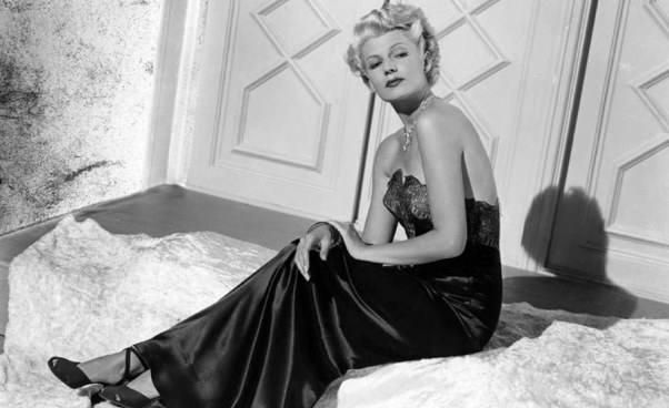 Rita Hayworth Gilda bogini Hollywood Aktorka filmowa amerykańska biografia