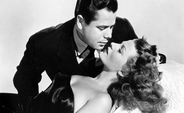 Rita Hayworth jako Gilda bogini seksu Aktorka filmowa amerykańska biografia małżeństwa