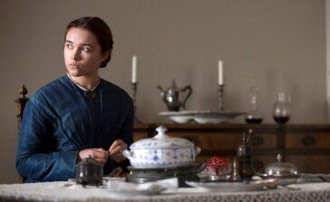 Lady M film o kobiecie która zabija męża teścia dziecko Ciekawy dramat psychologiczny Recenzja Opinie