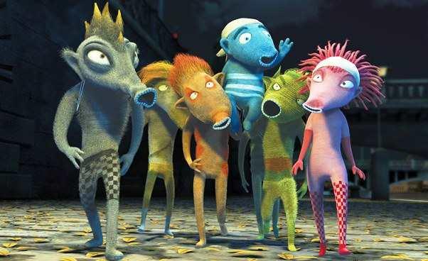 Ciekawy film familijny dla dzieci Niedoparki animowana bajka kryminalna ozłodziejach skarpetek Opinie