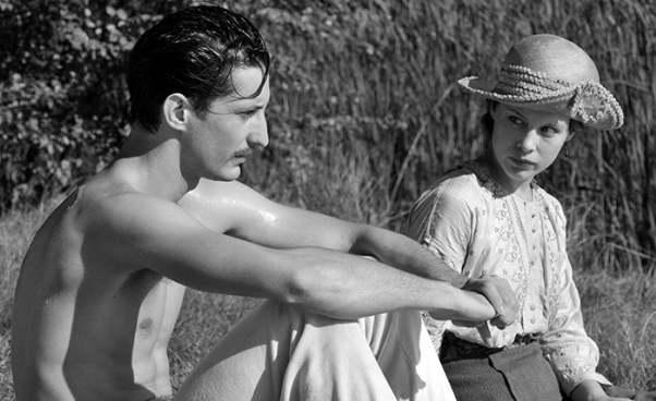 Film François Ozona Frantz ciekawy dramat obyczajowy melodramat omiłości Recenzja