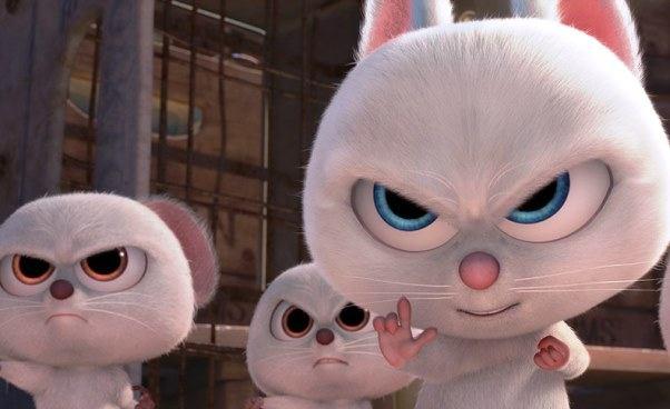 Opinie obajce dla dzieci Gang Wiewióra 2 animowana komedia familijna druga część 2017 Opinie