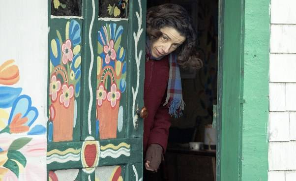 Maudie wzruszający film omiłości biograficzny oniepełnosprawnej kobiecie malarce historia oparta nafaktach Recenzja opinie