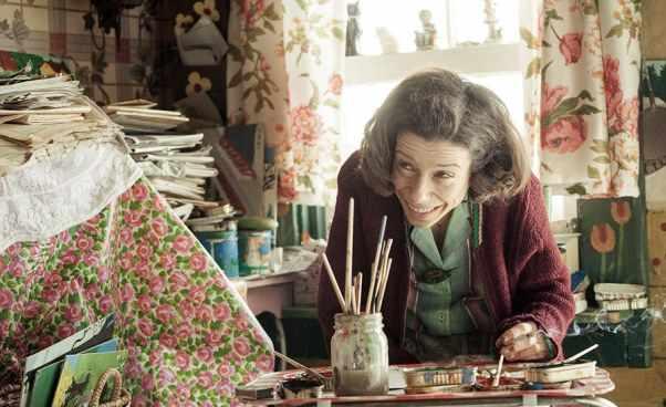 """""""Maudie"""" wzruszający melodramat, film biograficzny omalarce chorej nazapalenie stawów"""