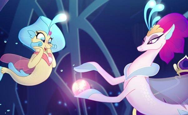 Bajka dla dzieci My Little Pony Film animacja oskrzydlatych kucykach księżniczka Twilight opis fabuły streszczenie