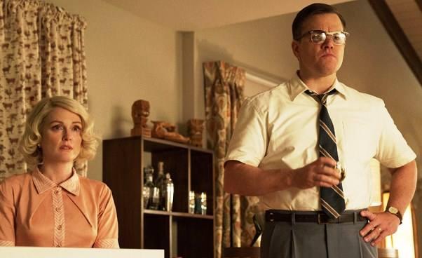"""""""Suburbicon"""" 2017 ciekawy obyczajowy dramat kryminalny George'a Clooney'a. Recenzja filmu"""