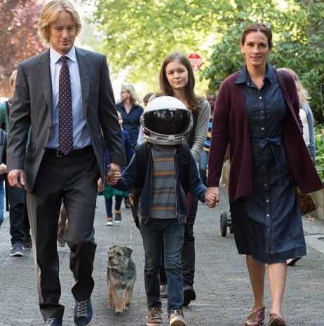 Film orodzinie idziecku dyskryminowanym wszkole Cudowny chłopak film familijny ksenofobia odmieniec