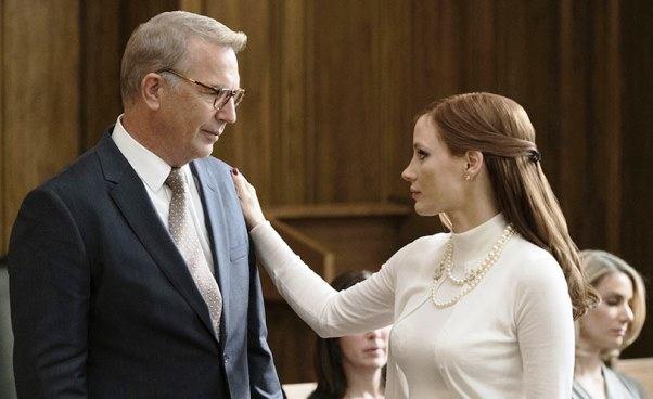 Film psychologiczny orelacji córki zojcem dramat oparty nafaktach ogrze wpokera Gra owszystko film zJessica Chastain