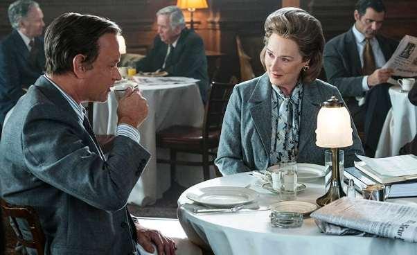 """""""Czwarta władza"""" film oamerykańskim dziennikarstwie zczasów wojny wWietnamie zMeryl Streep iTomem Hanksem"""